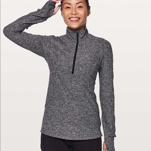 Lululemon Extra Mike Half Zip